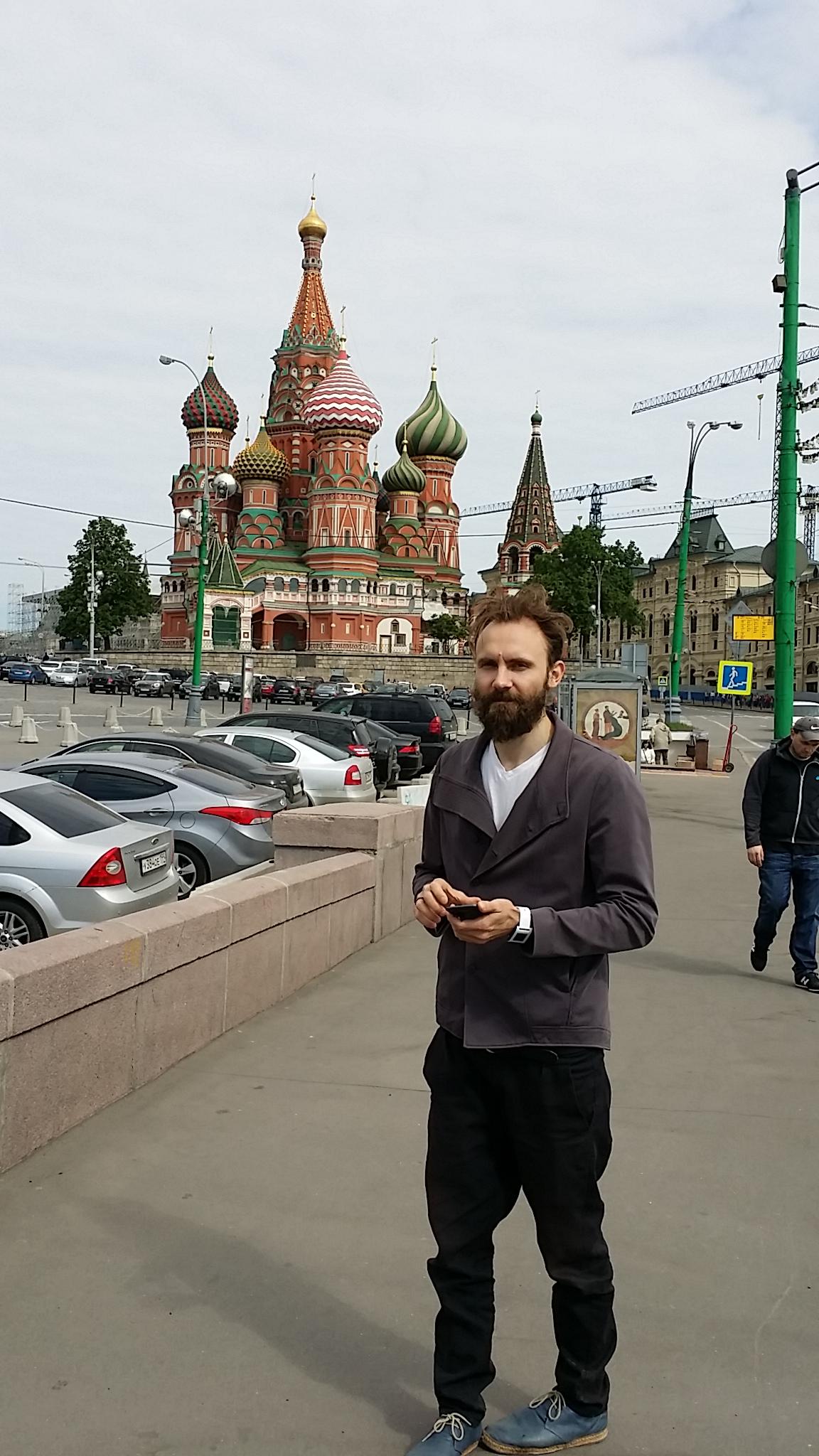 Dmitry Baranov, Founder iPraktik, Moscow