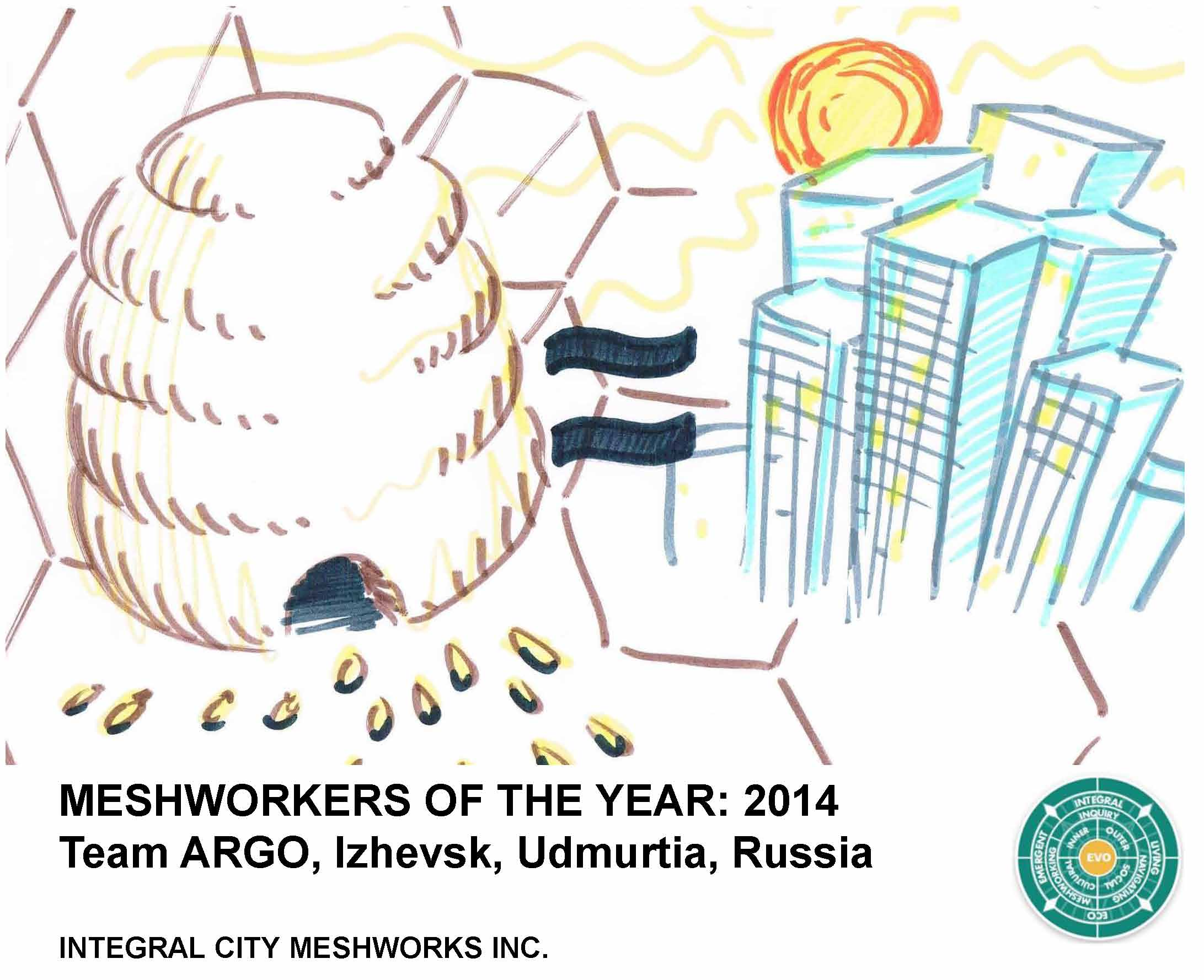 Team ARGO: Meshworker of the Year 2014