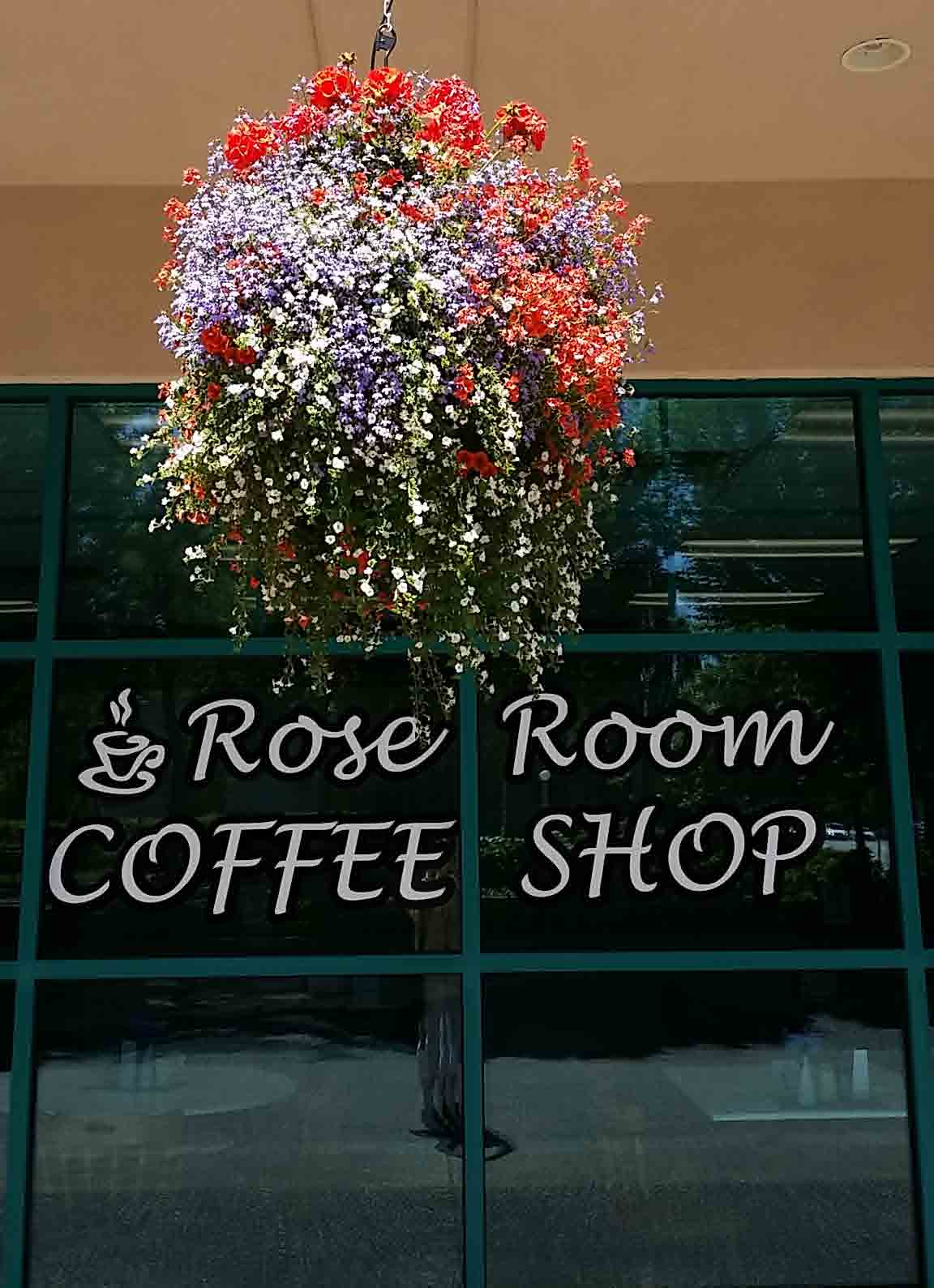 Rose Room Coffee Shop