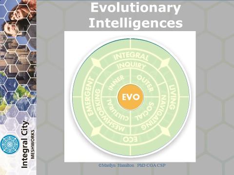 Evolutionary Power Source