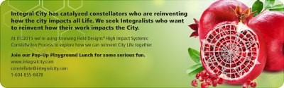 integral city has catalyzed
