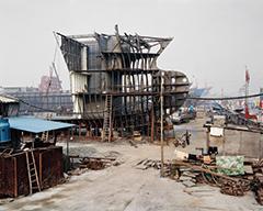 Burtynsky Shipyard